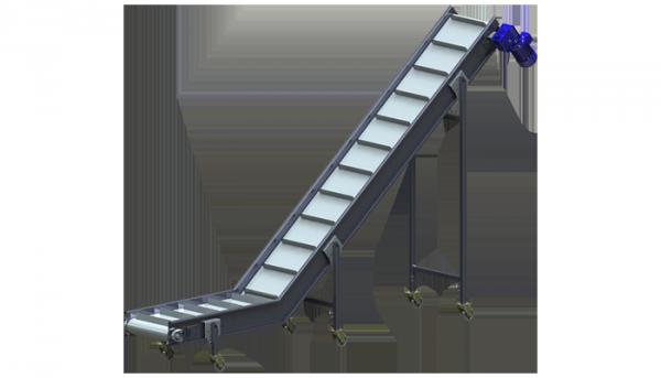 Transportadores de banda modular Apli Maquinaria