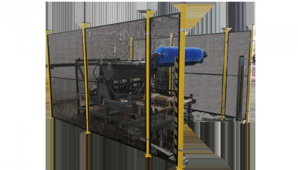 Volcador bins Apli Maquinaria